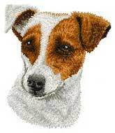Jack Russell Terrier(D26) Embroidered Hat