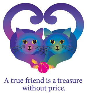 Friend And Treasure (Tees, Sweatshirts)