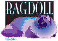 Ragdoll Cat (Tees, Sweatshirts)