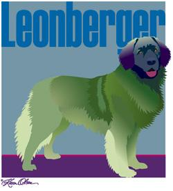 Leonberger (Tees, Sweatshirts)