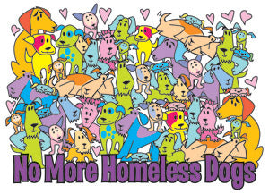 No More Homeless Dogs (Tees, Sweatshirts)