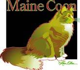 Maine Coon Canvas Tote