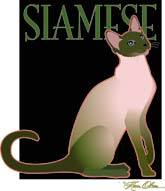 Siamese Cat (Tees, Sweatshirts)