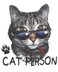 Cat Person (Tees, Sweatshirts)