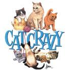 Cat Corner-Cat Crazy (Tees, Sweatshirts)