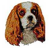 Cavalier King Charles Spaniel(D11) Embroidered Hat