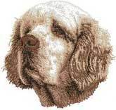 Clumber Spaniel(D46) Embroidered Hat