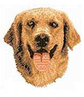 Golden Retriever(D5) Embroidered Hat