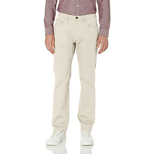 Straight-Fit 5-Pocket Chino Pant