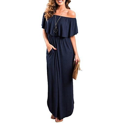 Lucy Loose Maxi Dress