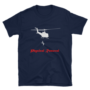 PHYSICAL REMOVAL TEE
