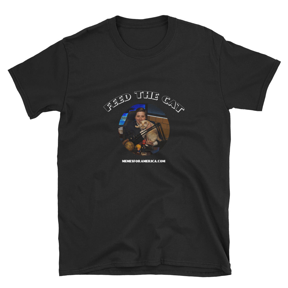 FEED THE CAT TEE