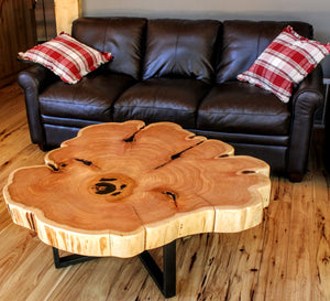 Live Edge Coffee Tables