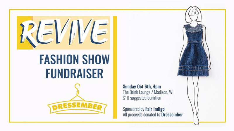 REVIVE Fashion Show Fundraiser Oct 6th in Madison, WI