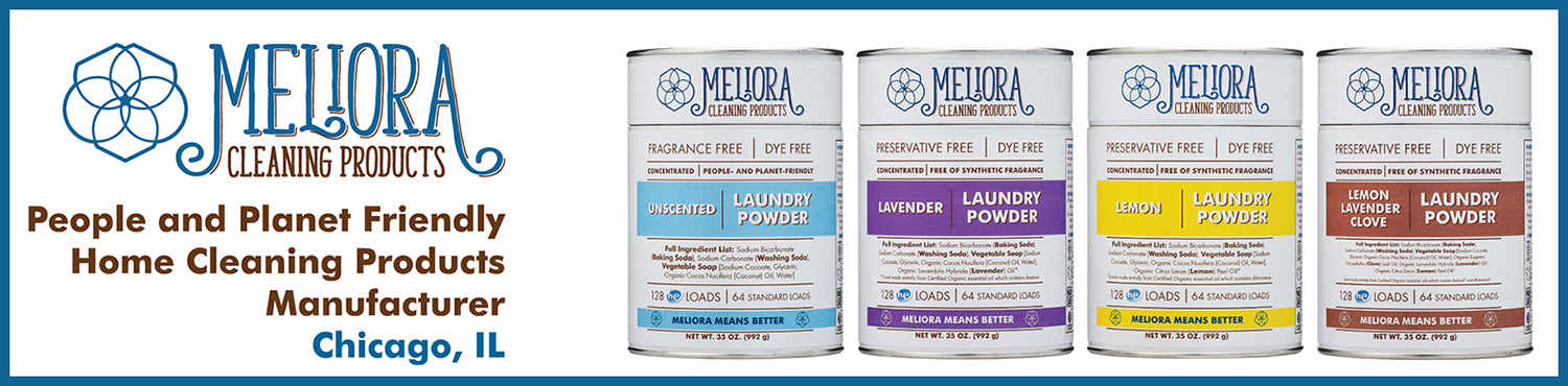 Shop Meliora Natural Cleaning Products