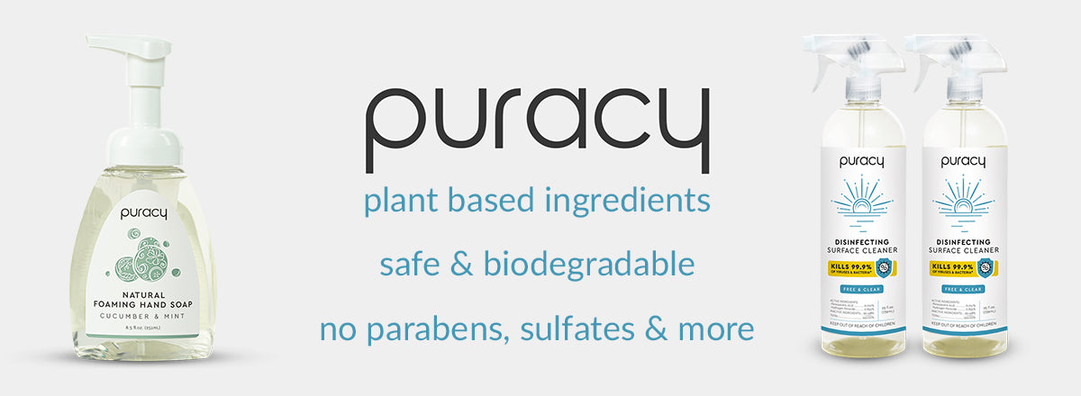 Shop Puracy Green Cleaning products