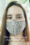 ethically made recycled face mask