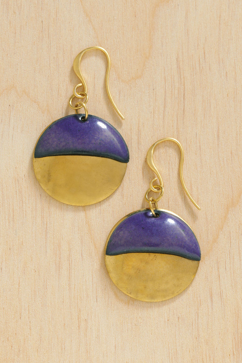 imagine-jewelry-womens-usa-made-dark-sky-enamel-earrings
