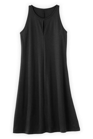 organic keyhole shift dress