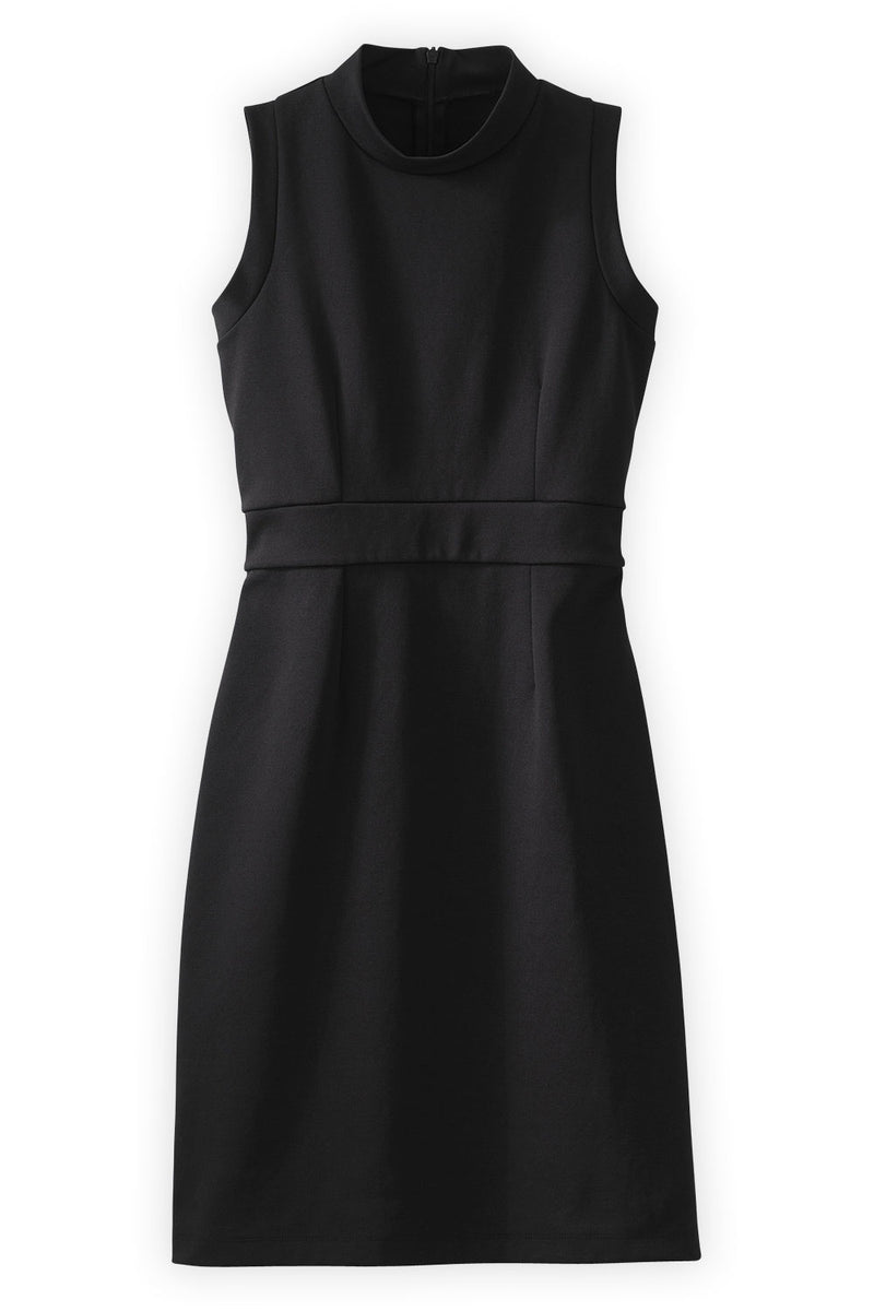 fair-indigo-womens-fair-trade-ponte-knit-sleeveless-mock-neck-dress