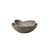 Crafted Wooden Bowl - Gray