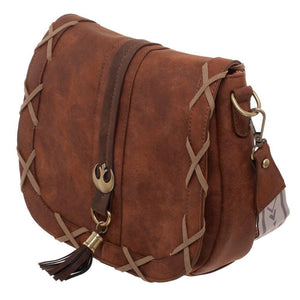 Star Wars Leia Inspired Endor Saddlebag Purse