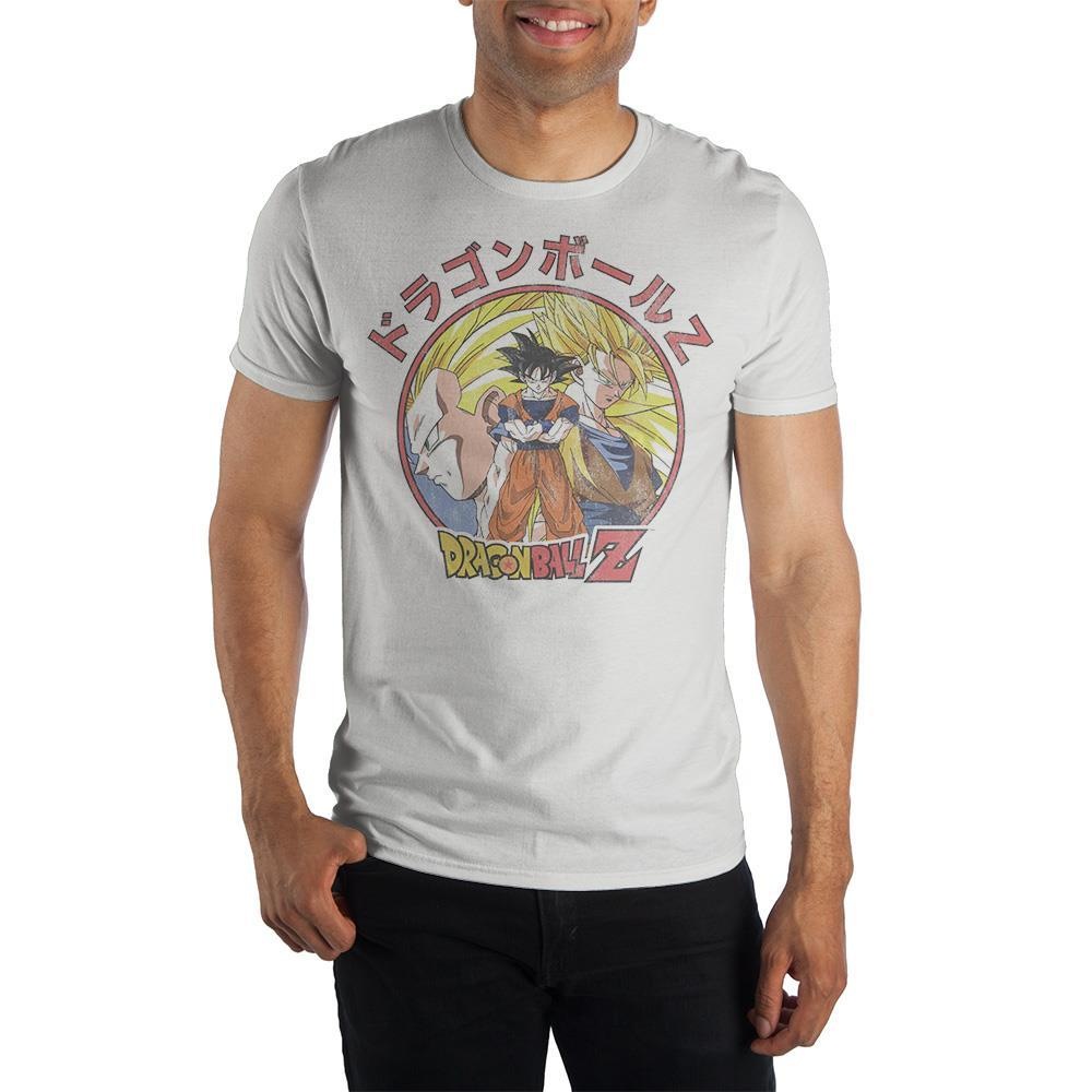 Japanese Dragon Ball Z Japanese T shirt Tee Shirt