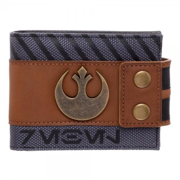 Star Wars Rogue One Rebel Snap Bi-Fold Wallet