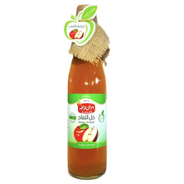 خل التفاح ، Apple Vinegar