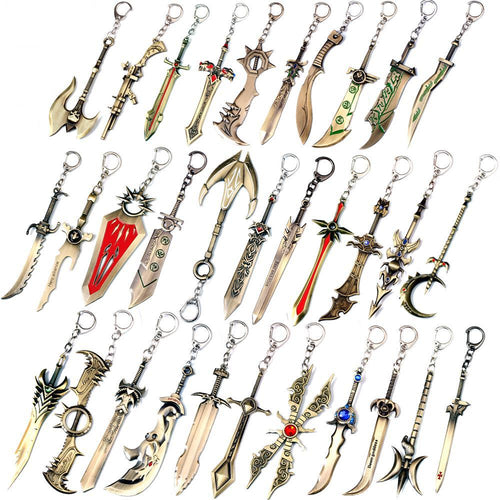 33 Champion Key Chains