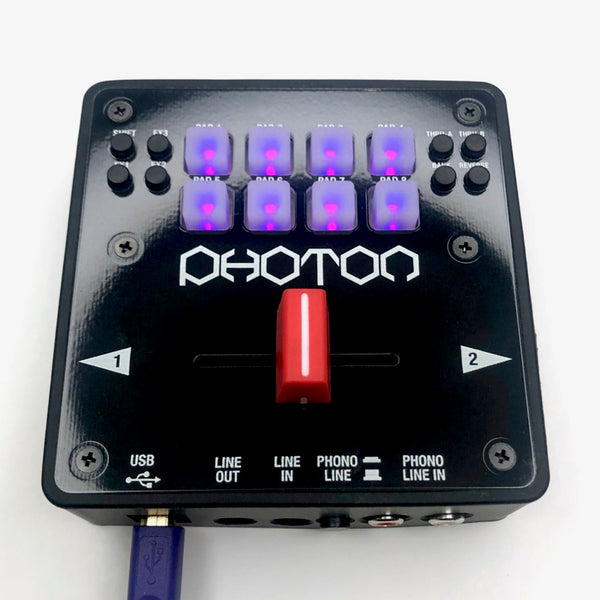 Photon Midi Fader in developement