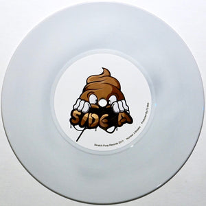 "NUMBER 2 BREAKS - DJ IDEA - 7"" (White Fade)"