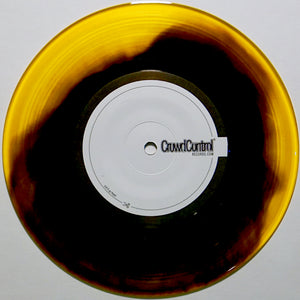 "NICKNACK - SOUNDCRAFTSMAN Vol. 3 - 7"" (Yellow Marble Vinyl)"