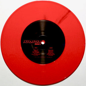 "DJ A1 - SKIRATCHA BREAKS VOL.3 - 7"" (Red Vinyl)"