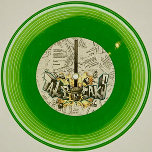 "TAX BREAKS - 7"" (Green Vinyl)"