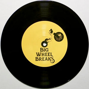 "A-SCRATCH - BIG WHEEL BREAKS - 7"" Vinyl"