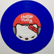 "Load image into Gallery viewer, HELLO KUTTY - ROMAN CORTEZ - 7"" (Blue Vinyl)"