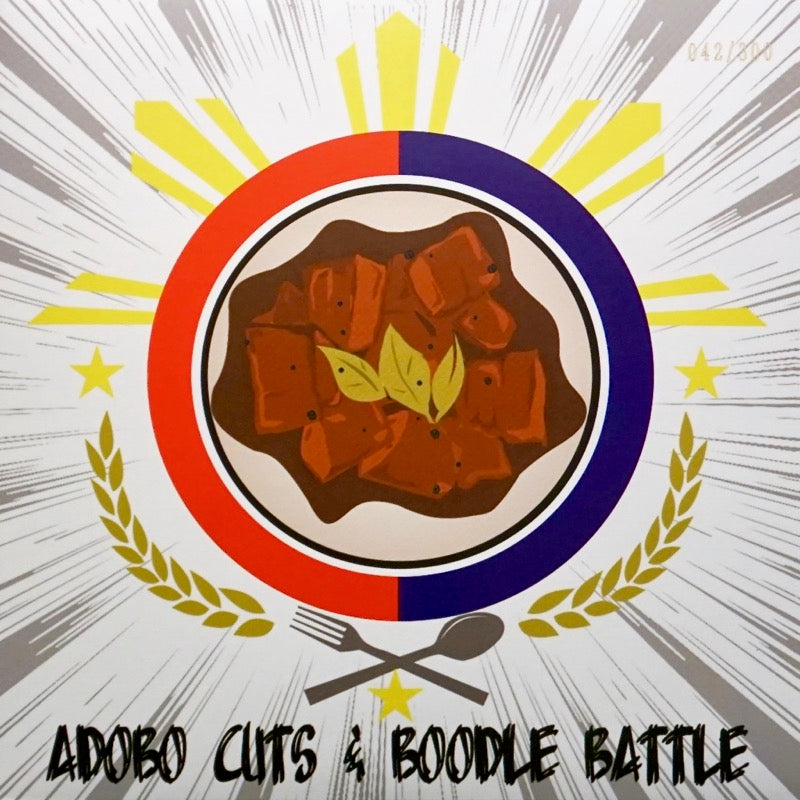 DJ TORQUE - ADOBO CUTS & BOODLE BATTLE - 7