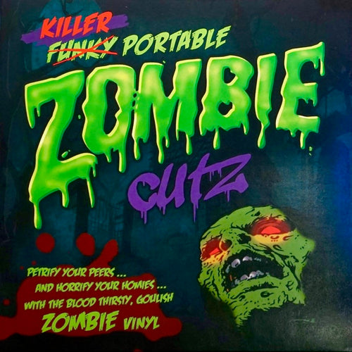 KILLER PORTABLE ZOMBIE CUTZ - 7IN (Violet Vinyl)