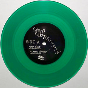 EVERYBODY WANTS SOME - 7'' (Green Vinyl)