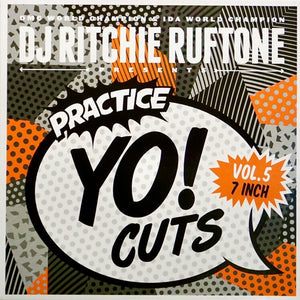 TTW008 - PRACTICE YO! CUTS Vol.5 - 7IN (Grey Vinyl)