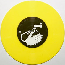 Load image into Gallery viewer, JUST FOR YOUR TRAPPED HAND VOL.1 – 7″ (Yellow Vinyl)