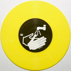 JUST FOR YOUR TRAPPED HAND VOL.1 – 7″ (Yellow Vinyl)