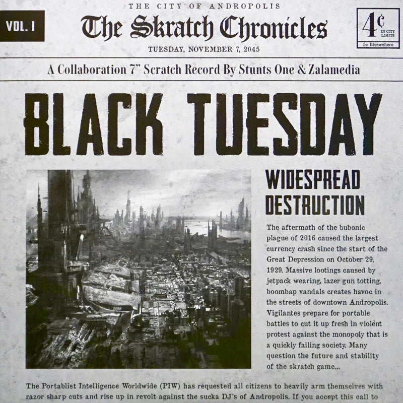 BLACK TUESDAY - 7