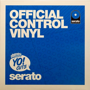 "PRACTICE YO! CUTS MEETS SERATO - 7"" (Blue Vinyl) (Pair)"