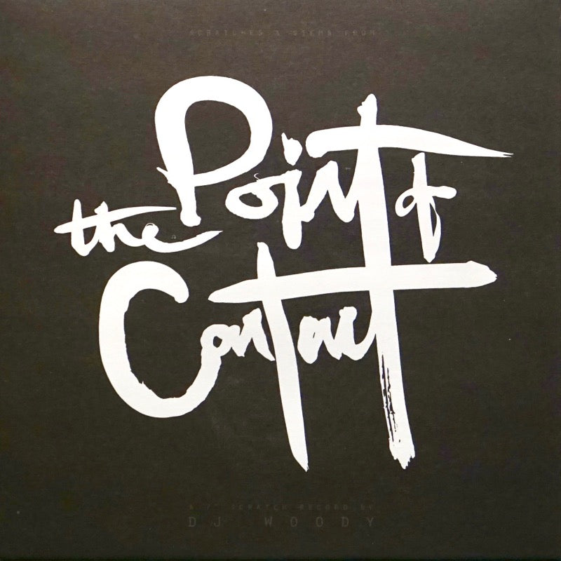 THE POINT OF CONTACT - SCRATCHES & STEMS - 7″ Vinyl