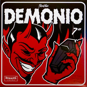 SKRATCHER - DEMONIO BREAKS - 7″ Vinyl