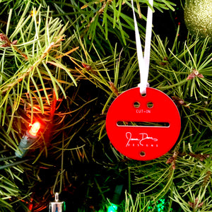 JDD CHRISTMAS TREE ORNAMENT