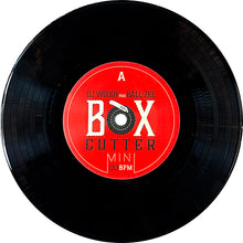 Load image into Gallery viewer, BOX CUTTER MINI  - DJ WOODY FEAT. BALL-ZEE - 7IN VINYL