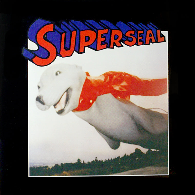 BABY SUPERSEAL 1 REMIX (RETRO COVER)! - 7IN VINYL